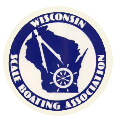 Wisconsin Scale Boat Association Logo