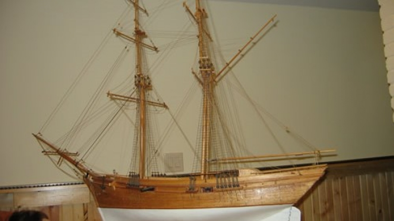 Brig of 1812 - 1/24 scale