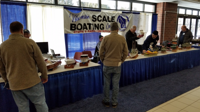 WSBA at the Milwaukee Boat Show